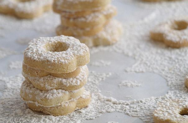 biscotti farina di riso - ANTICA TRATTORIA DA ROMANO - RISERIA AMBROSINI